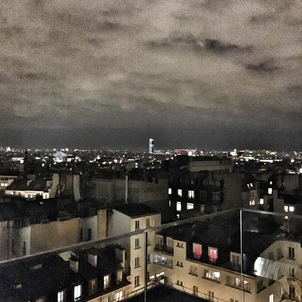 paris by night - tour montparnasse
