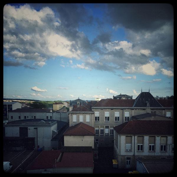 vue de fenêtre