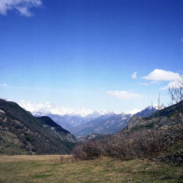autre paysage des alpes