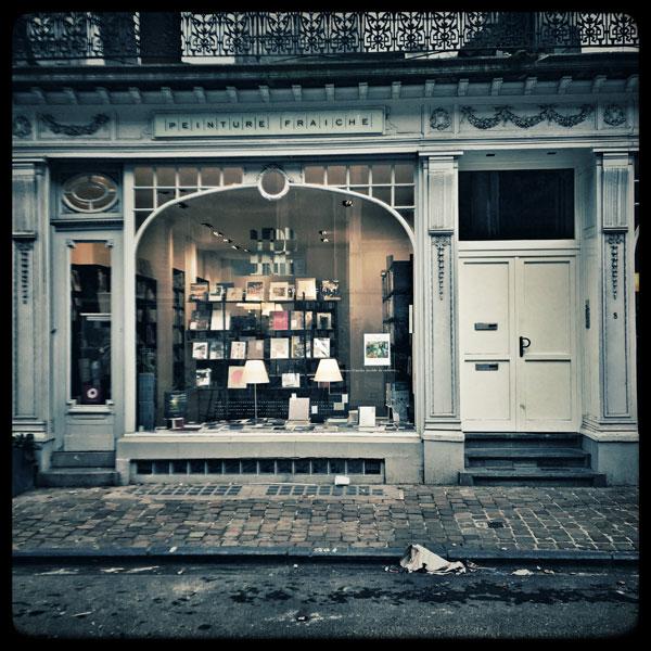 belle librairie