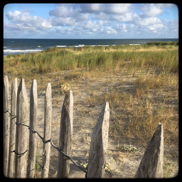 il y a une heure, vue sur la plage