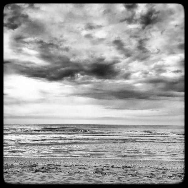 cette mer du nord !!!