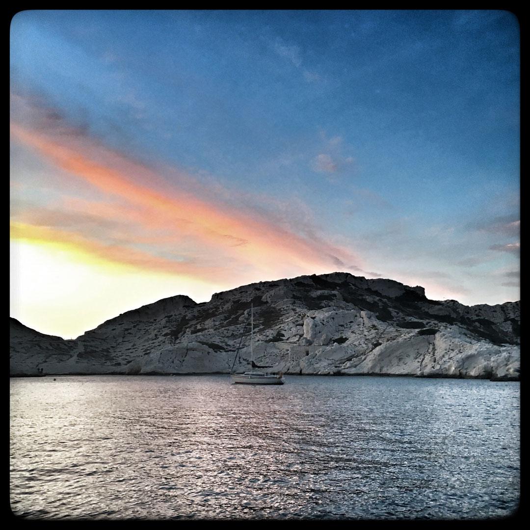 l'archipel du frioul