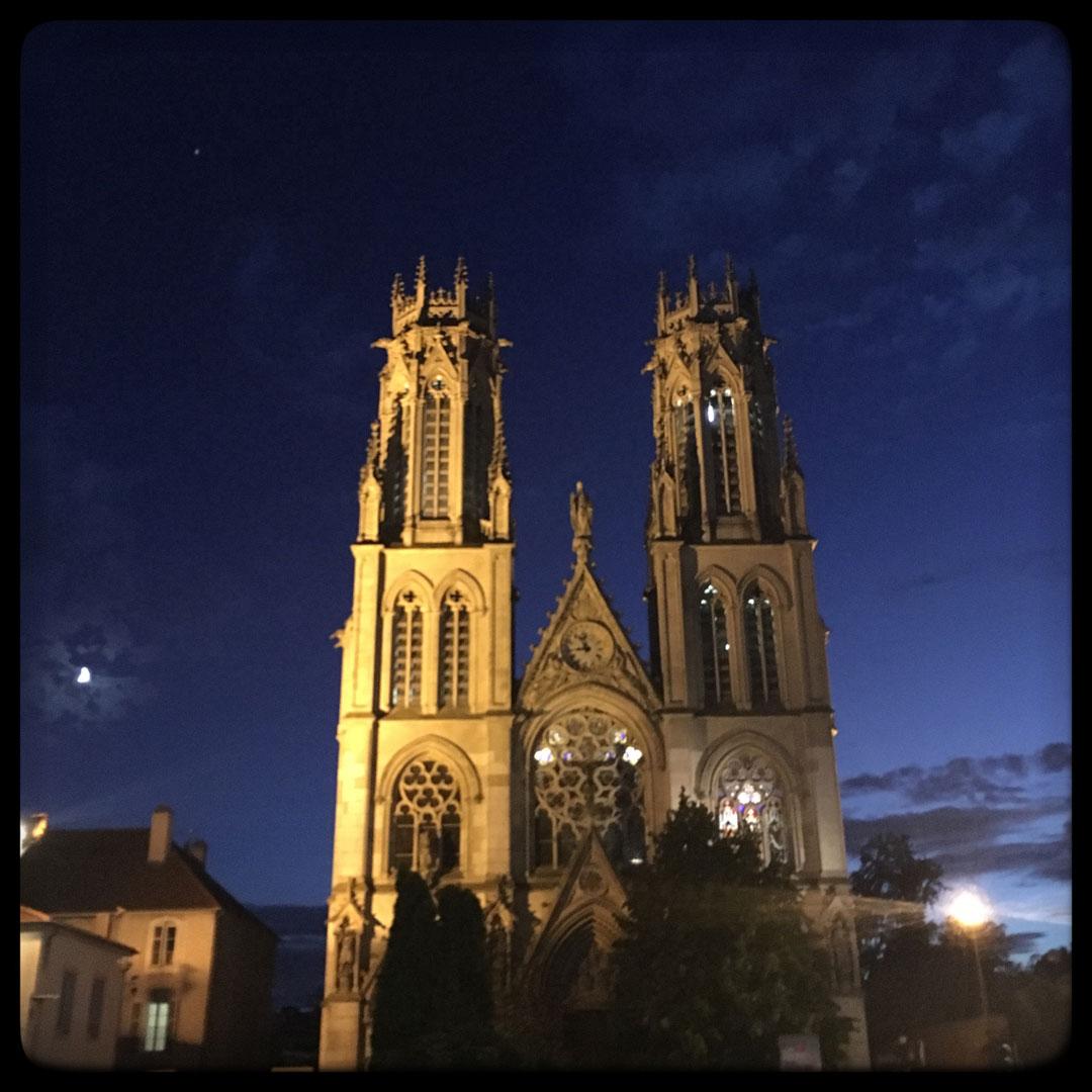 saint-léon vers 21h00