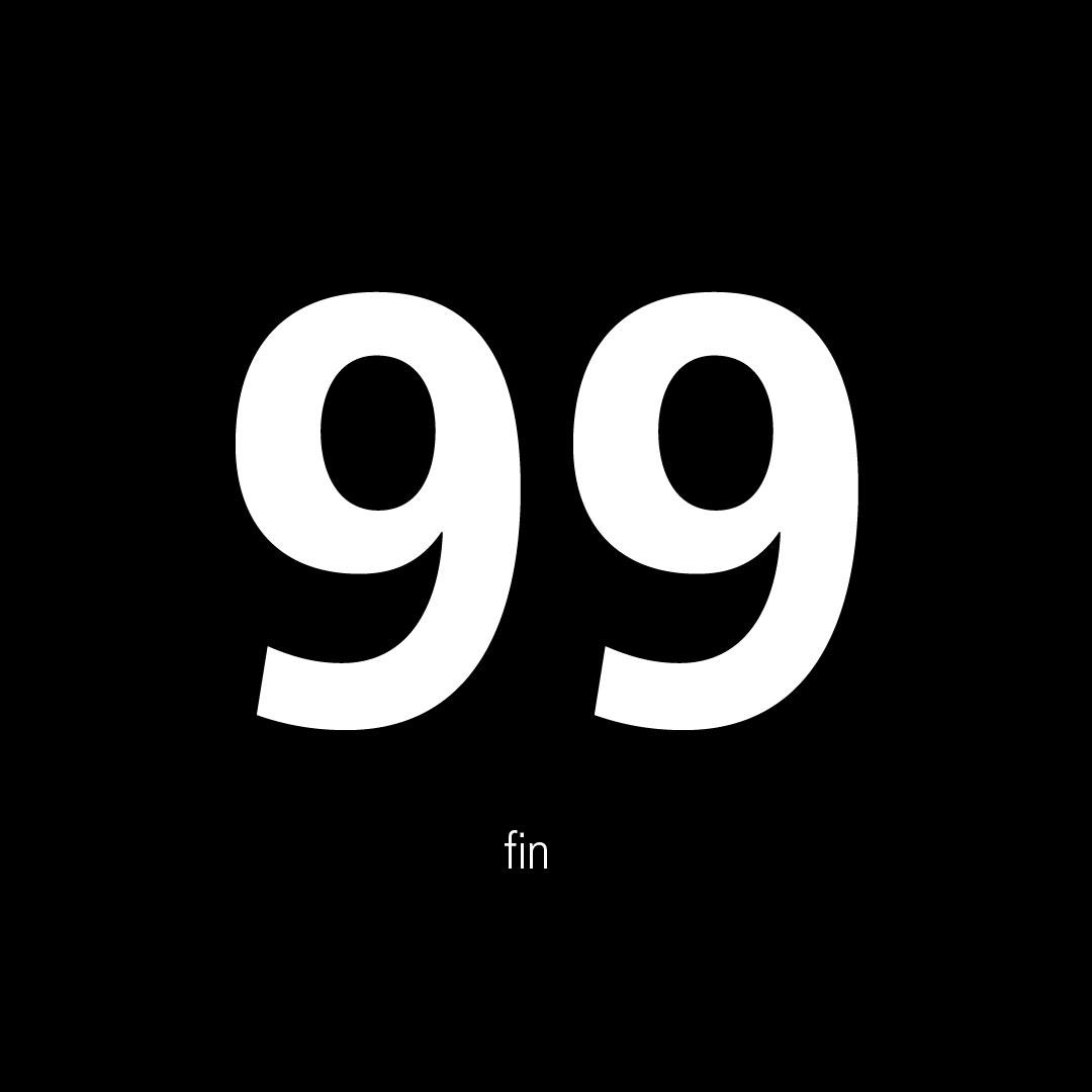 fin - jour 99