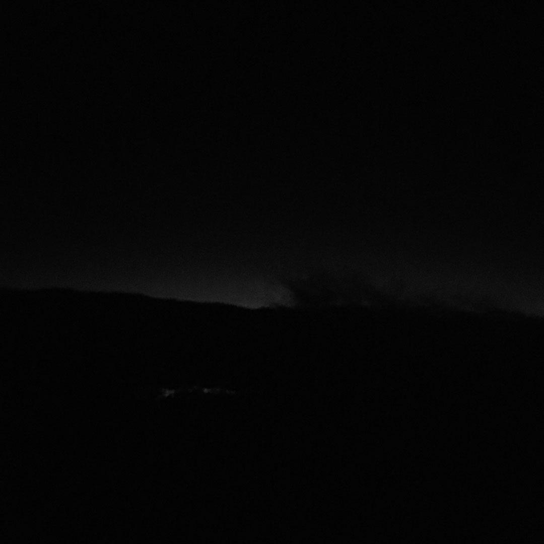 début de la nuit
