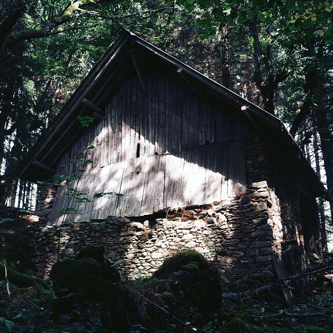 la bergerie abandonnée