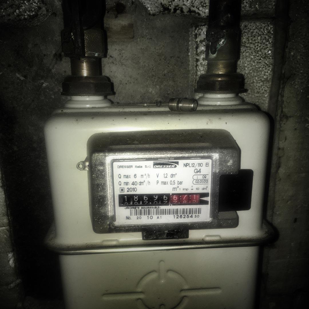 adieu compteur à gaz sans surveillance