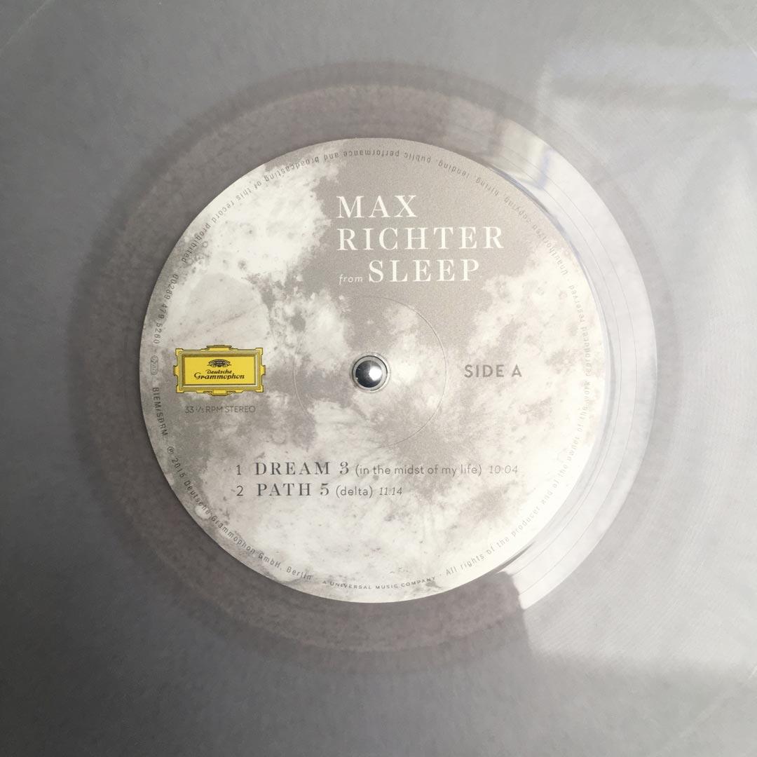 en écoute : max richter - from sleep