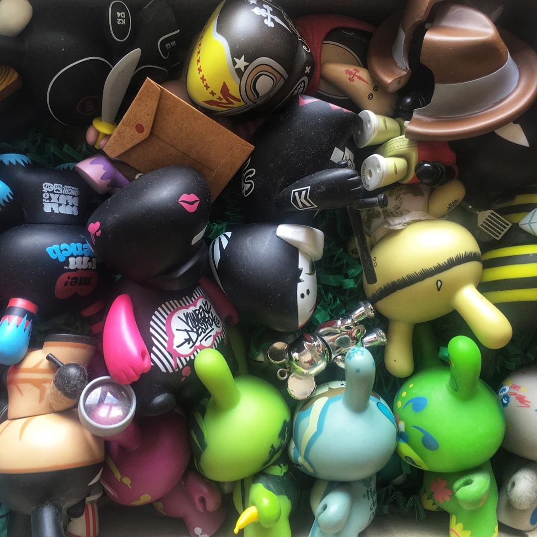 art toys en quarantaine